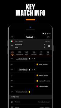 LiveScore screenshot 6