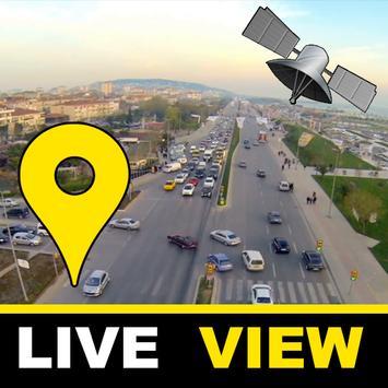 Gps live satellite view : Street & Maps screenshot 6