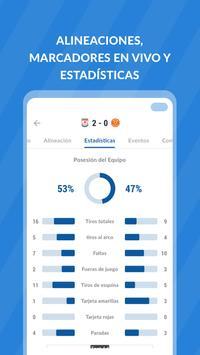 Live Futebol TV: Marcadores, Estadísticas. Guia TV captura de pantalla 3