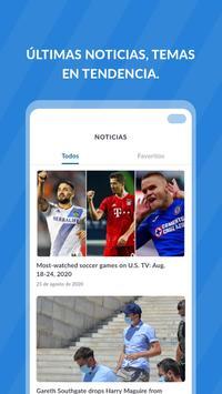 Live Futebol TV: Marcadores, Estadísticas. Guia TV captura de pantalla 4