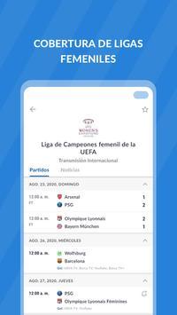 Live Futebol TV: Marcadores, Estadísticas. Guia TV captura de pantalla 6