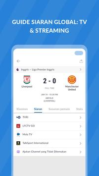 Live Soccer TV syot layar 2