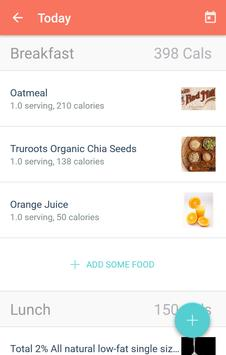 MyPlate Calorie Tracker screenshot 3