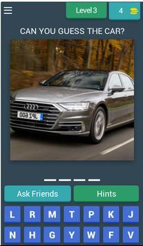 Guess The Car screenshot 2