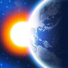 3D EARTH PRO - local weather forecast & rain radar Zeichen