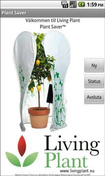 Plant Saver poster