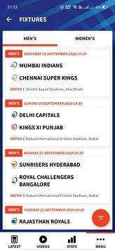 IPL 2020 - IPL WATCH LIVE & Cricket Live Score screenshot 1