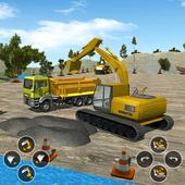 Building Construction 3D- Excavator Simulator 2019 icon