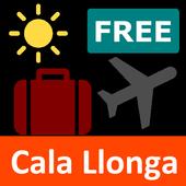 Free Cala Llonga Travel Guide (Ibiza) with Maps icon