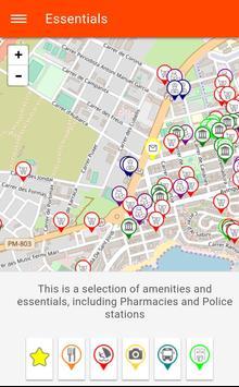 Free Ibiza Town Travel Guide with Maps screenshot 4