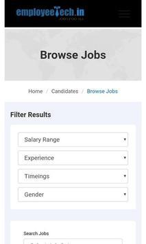 EmployeeTech screenshot 1