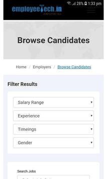EmployeeTech screenshot 2