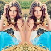 Mirror Photo:Editor&Collage (HD) icon