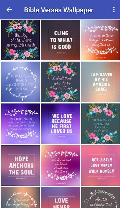 Bible Verses Wallpaper For Android Apk Download