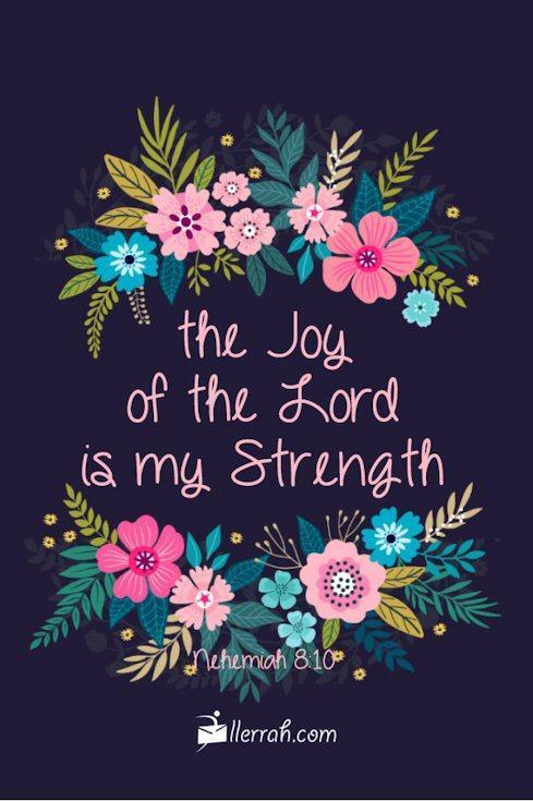lock screen floral bible verse wallpaper