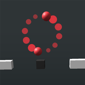 TWISTY BALLS - LOVE BALLS - RUSH BALLS ASDF GAME icon