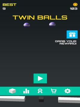TWISTY BALLS - LOVE BALLS - RUSH BALLS ASDF GAME screenshot 5