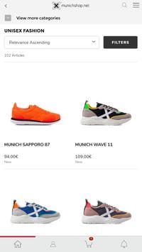MUNICH Shop screenshot 3