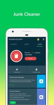 Power Security screenshot 1