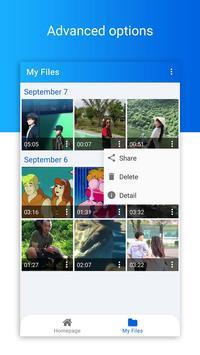Pengunduh video untuk Facebook screenshot 12