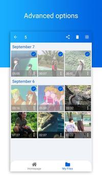 Pengunduh video untuk Facebook screenshot 13