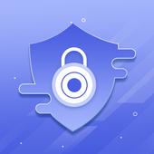 Applicatie vergrendeling-icoon