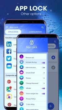 Applicatie vergrendeling screenshot 4