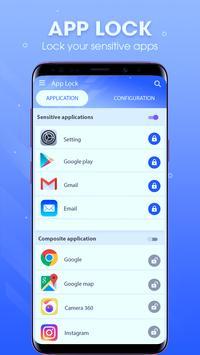 Applicatie vergrendeling screenshot 2