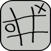 TIC TAC TOE for kids FREE icon
