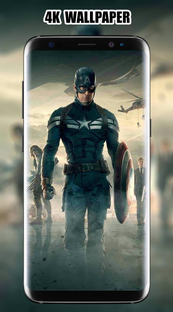 Superheroes Wallpapers 4k 2019 For Android Apk Download