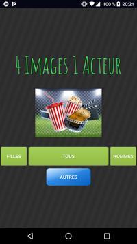 4 Images 1 Acteur poster