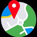Vị trí của tôi: Bản đồ, GPS & Hướng đi APK