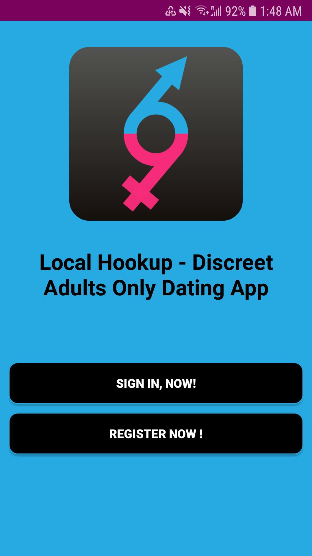 hook up register