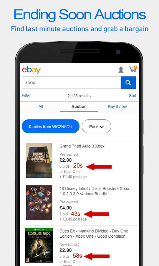 Local Deals No Bids Finder For Android Apk Download