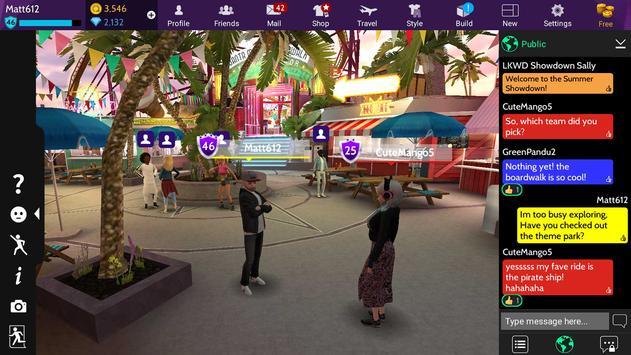 Avakin Life screenshot 6