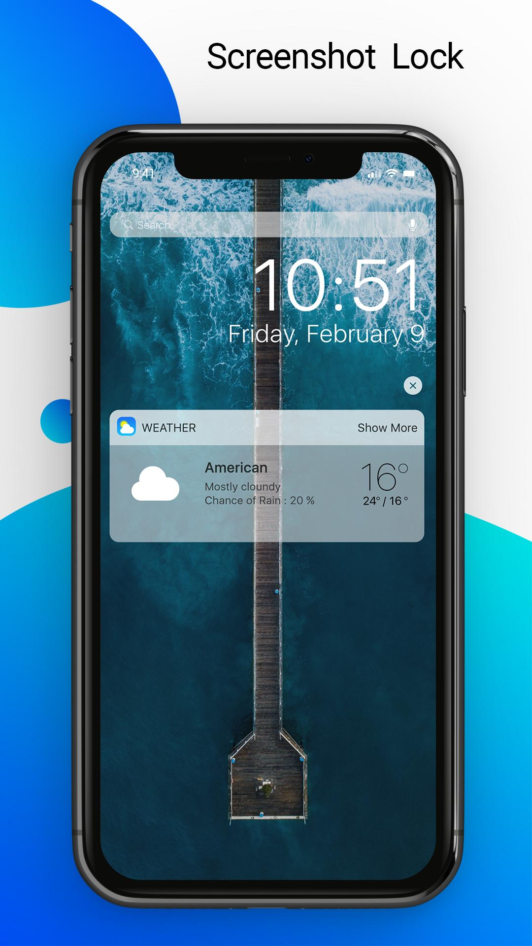Lock Screen I O S 12 for Android - APK Download
