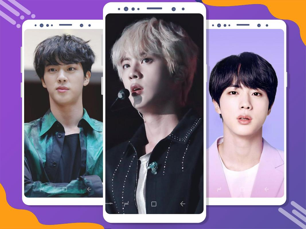Bts Jin Hd Wallpapers Lockscreen 2019 For Android Apk Download