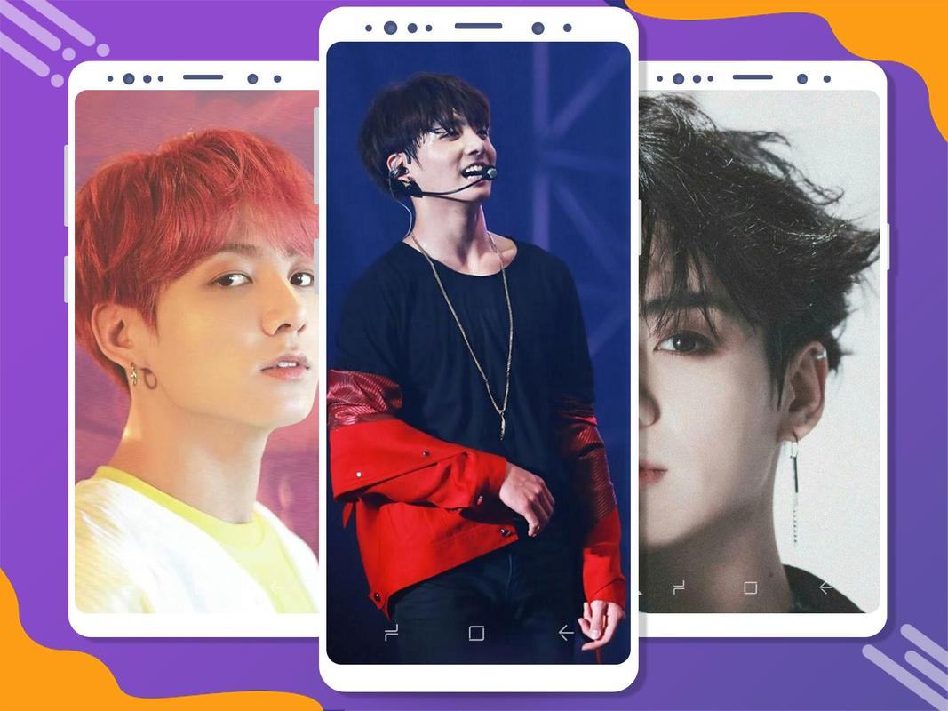 Bts Jungkook Hd Wallpapers Lock Screen 2019 For Android Apk Download