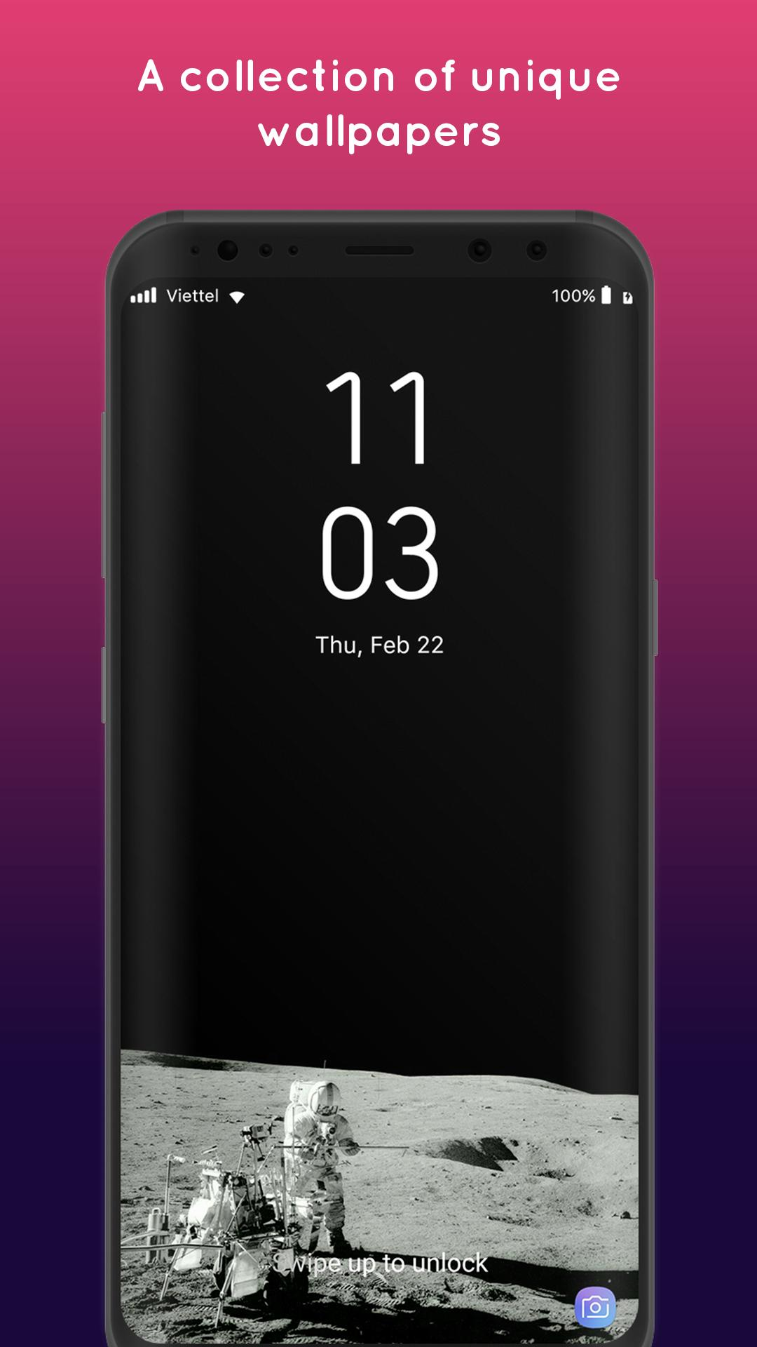 S9 Lockscreen for Android - APK Download