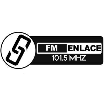 FM Enlace 101.5 poster