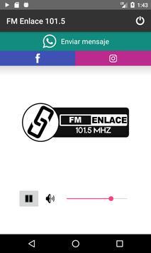 FM Enlace 101.5 screenshot 1