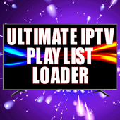Ultimate IPTV Playlist Loader icon