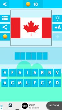 Quiz flags screenshot 11