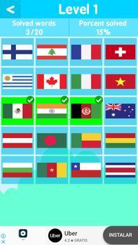 Quiz flags screenshot 2