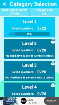 Quiz flags screenshot 9