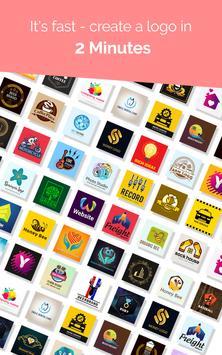 9 Schermata Logo Maker - Logo Creator, Logo Templates