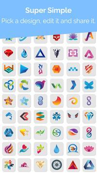 5 Schermata Logo Maker - Logo Creator, Logo Templates