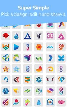 12 Schermata Logo Maker - Logo Creator, Logo Templates