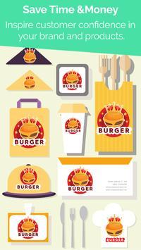 1 Schermata Logo Maker - Logo Creator, Logo Templates