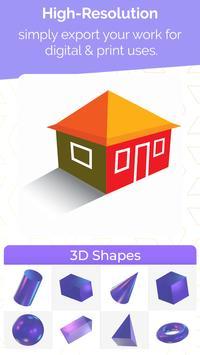 4 Schermata Logo Maker - Logo Creator, Logo Templates